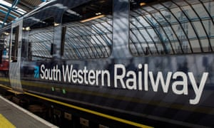 An SWR spokesman said the company is working hard to ensure disruption 'is kept to a minimum'.