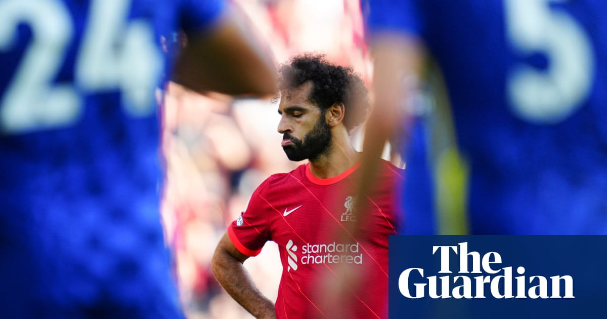 Tactical corkscrew turns as Tuchel's Chelsea keep Liverpool at bay