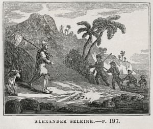 In 1704, the Scottish sailor Alexander Selkirk was marooned in the archipelago for four years.