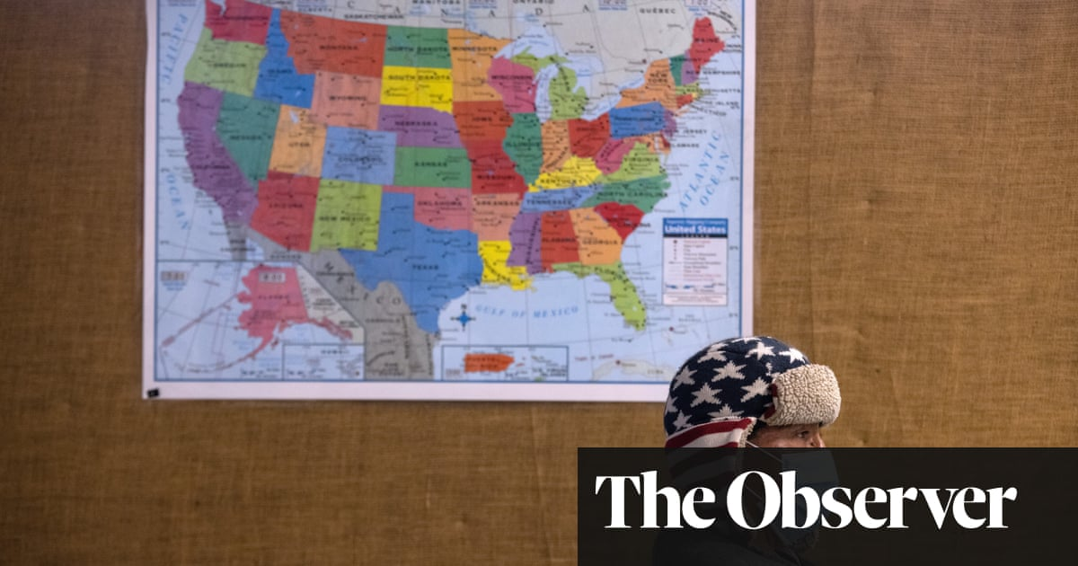 The Plague Year: America in the Time of Covid review – a devastating analysis