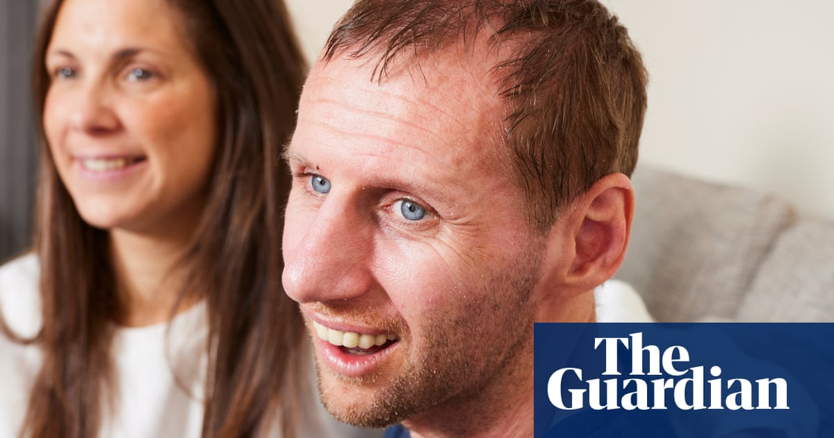 Rob Burrow: 'It's beautiful being cared for by the only girl you've ever loved'