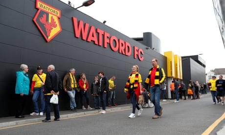 Watford v West Ham United: Premier League – live!