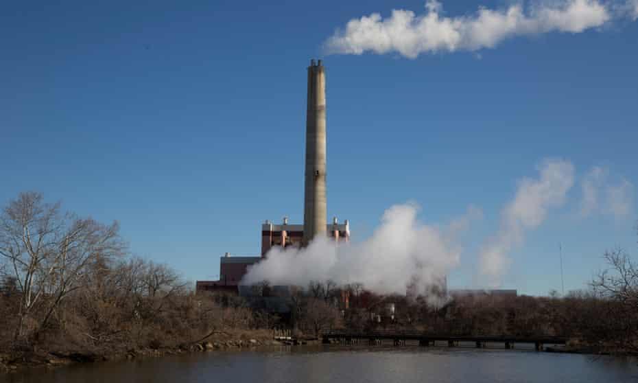 A waste incinerator