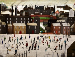 Beano Lowry by David Litchfield.