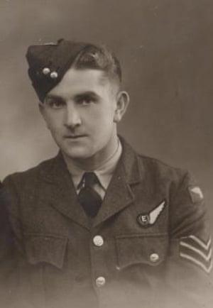 Bob Jay in 1944
