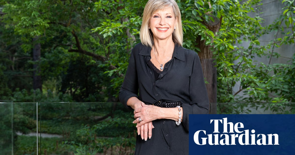 Olivia Newton-John: 'I don't wish cancer on anyone else. But for me, it has been a gift'