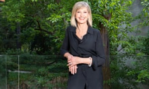 Olivia Newton-John talks about her battle with cancer