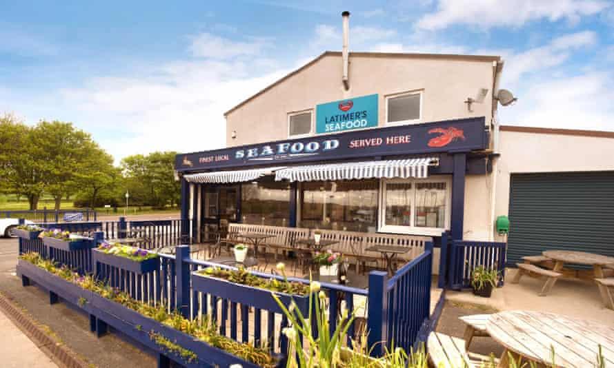 Latimer's Seafood Ltd, Whitburn