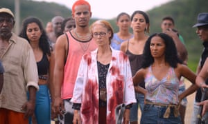Bacurau review – ultraviolent freakout in Brazil's outback
