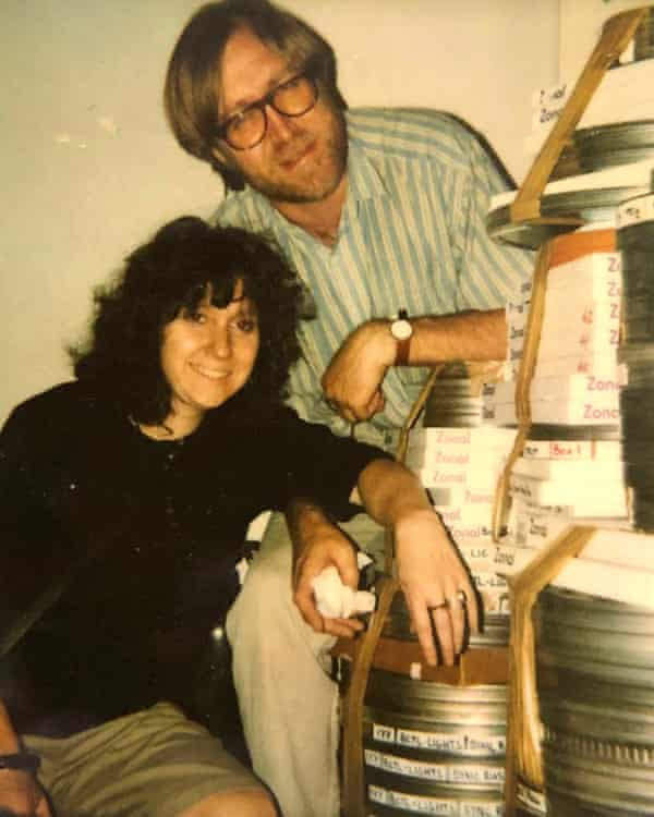 Jeremy and Gina Newson ran their independent production company from the basement of their house in Kilburn, north-west London