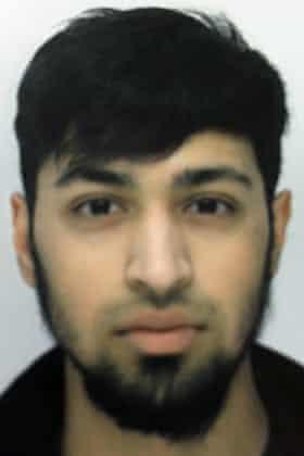 Briton Talha Asmal, 17, was among the 89 dead