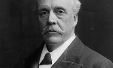 Arthur Balfour, whose uncle Robert Gascoyne-Cecil, the Marquess of Salisbury, preceded him as prime minister.