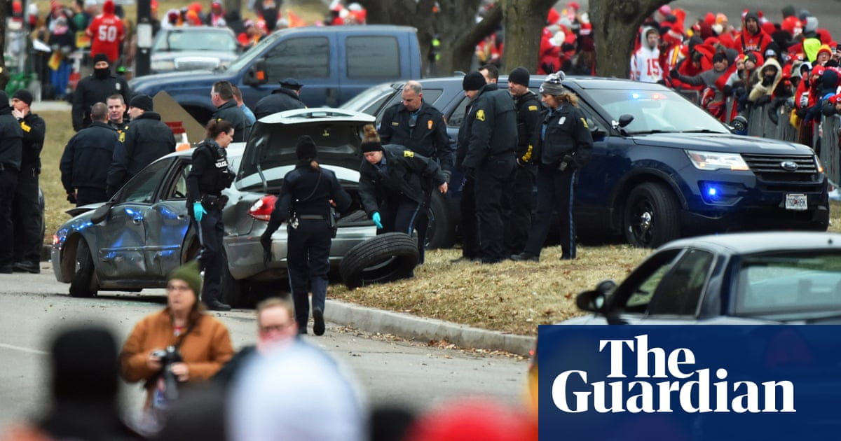 Dramatic Police Chase Gatecrashes Chiefs Super Bowl Victory