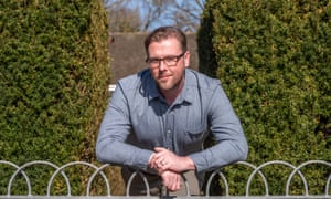 Damian Barr: 'You shouldn't be limited by your identity'