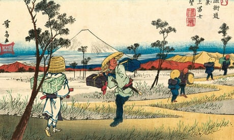 Brothels and blossom: Japan's grandest journey – in pictures