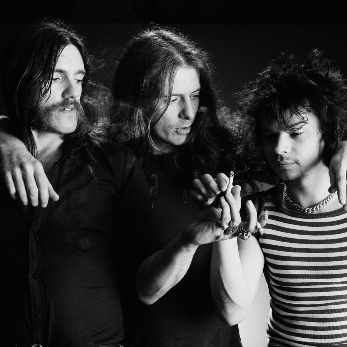 Fast' Eddie Clarke: a rock'n'roll revivalist who made Motörhead ...