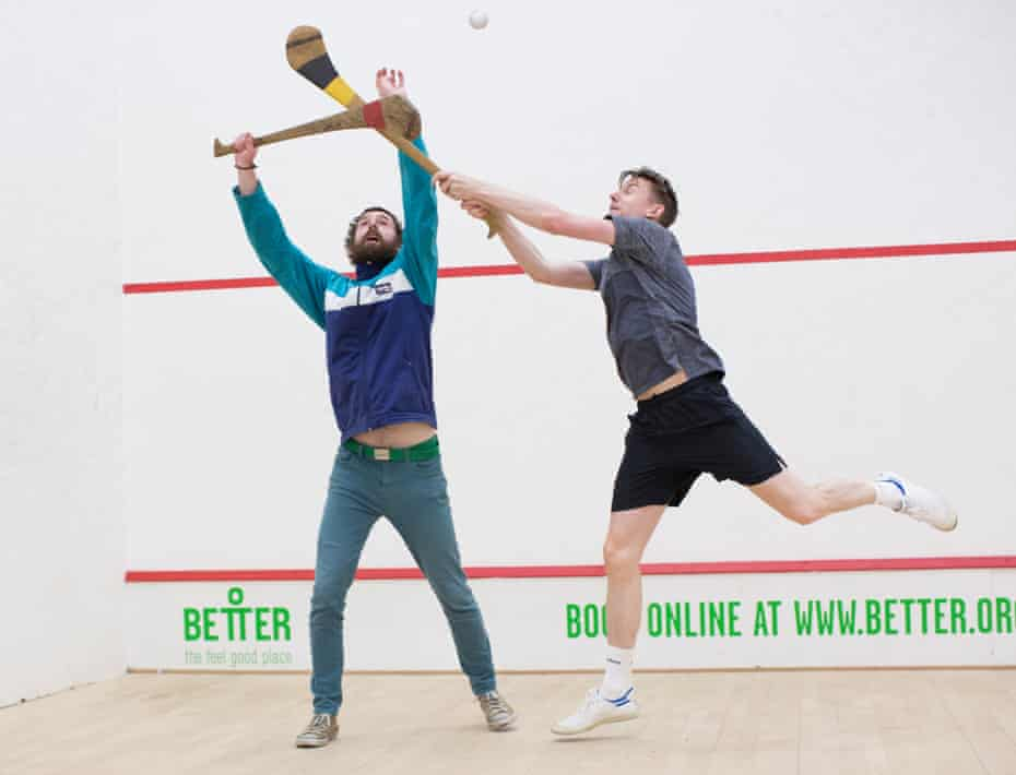 'I wanted to crack it open' … Creed and Jonze battle it out.