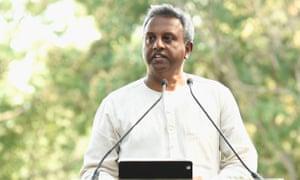Salil Shetty, secretary general of Amnesty International.