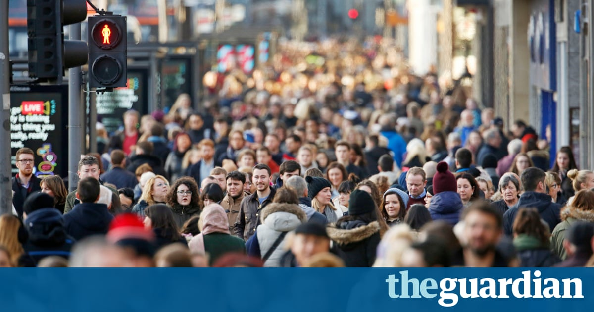 UK population to hit 70 million in less than a decade