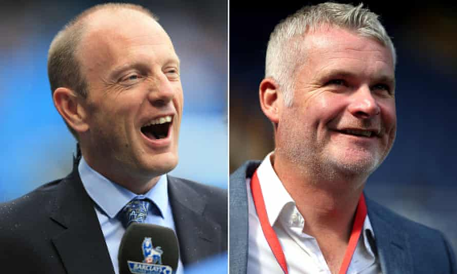 Peter Drury and Guy Mowbray will be back on our screens soon.