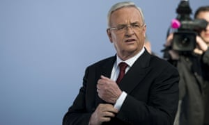 VW admitted on Wednesday that its former CEO Martin Winterkorn was, in May 2014, sent a memo detailing how some VW cars were producing up to 35 times more nitrogen oxide emissions than allowed.