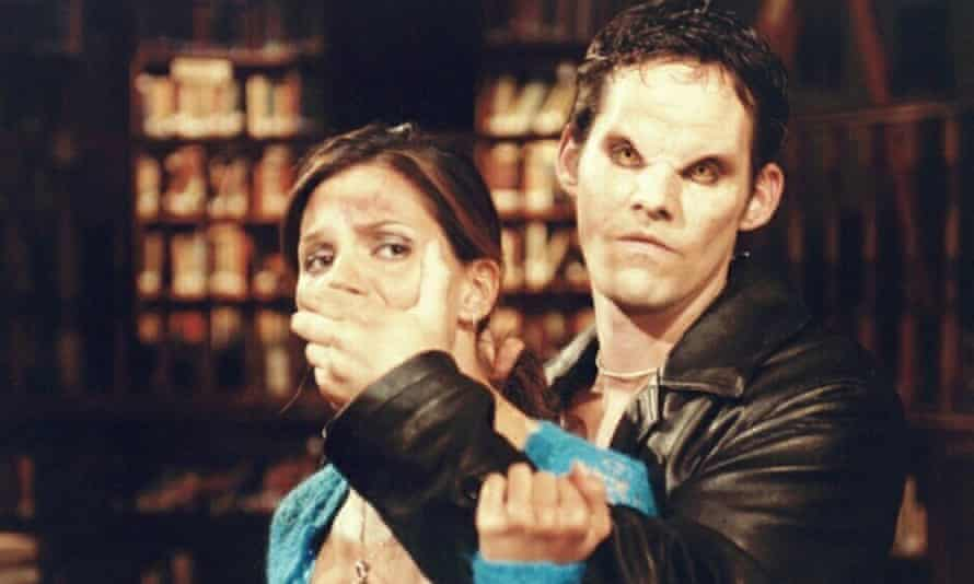 Cordelia gets more than she bargained for with the vampire Xander in Buffy