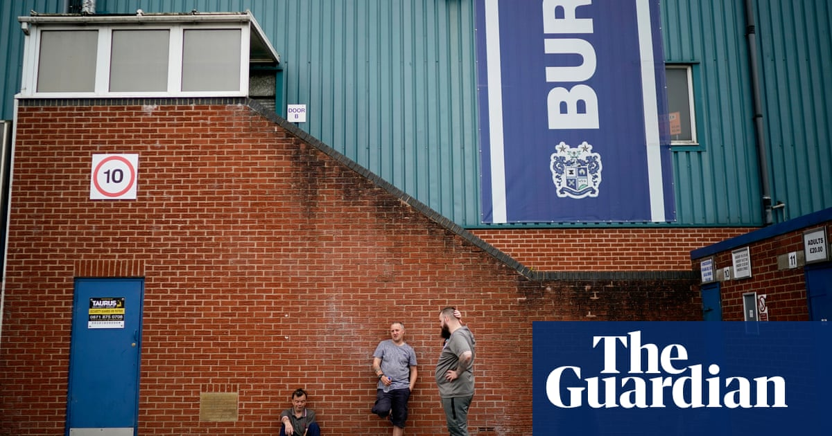 Series of grinding failures that left proud, historic Bury in ruins