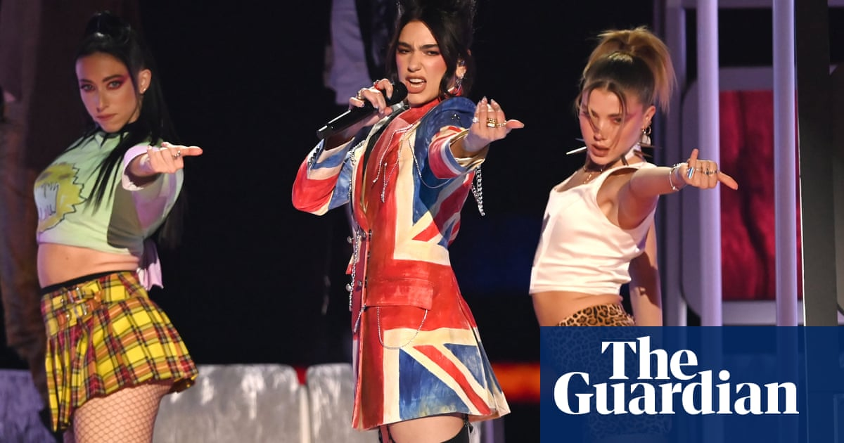 From Dua Lipa to Boris Johnson – why it's a 'cultural mistake' to wear union jack clothing