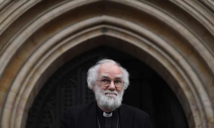 Rowan Williams, the former archbishop of Canterbury