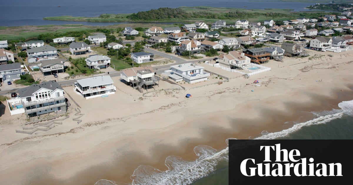 Flooding from Sea Level Rise Threatens Over 300,000 US Coastal Homes