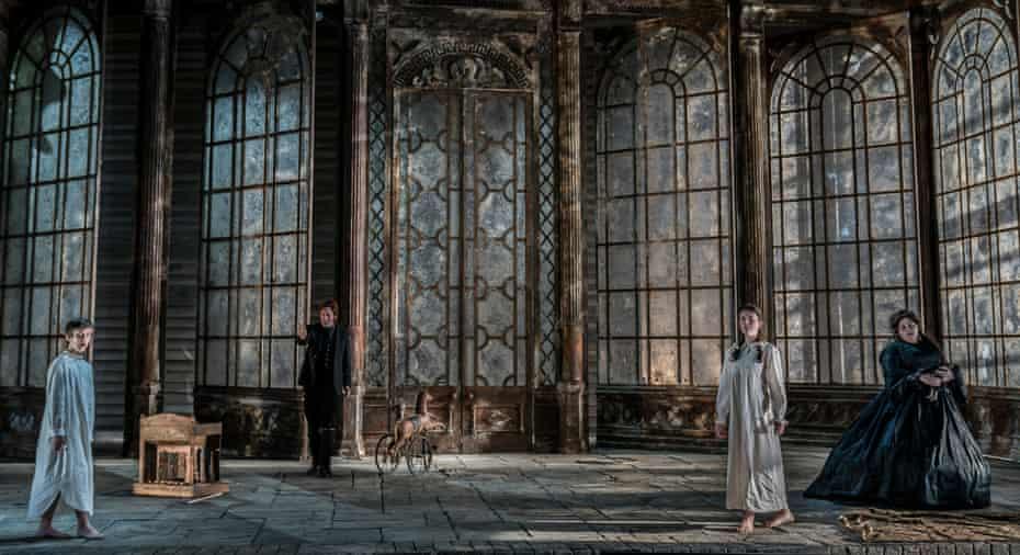 The Turn of the Screw by Benjamin Britten at Garsington Opera, 2019.