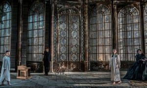 Garsington Opera's 2019 production of the Turn Of The Screw by Britten, streaming from 19 June.