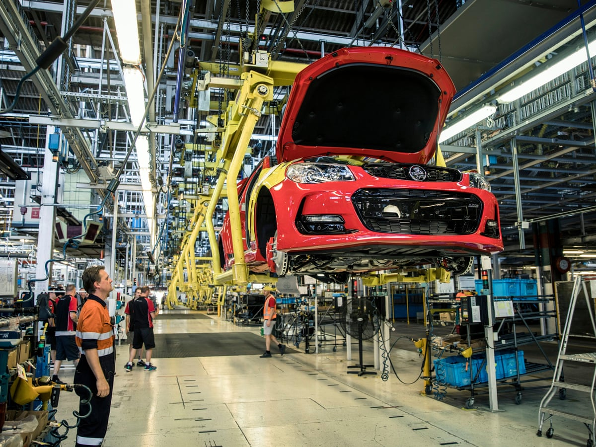 Census 2016 Manufacturing Jobs In Australia Drop 24 In Five Years Australia News The Guardian