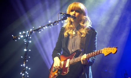 Ladyhawke in concert at the Kentish Town Forum, 2012.