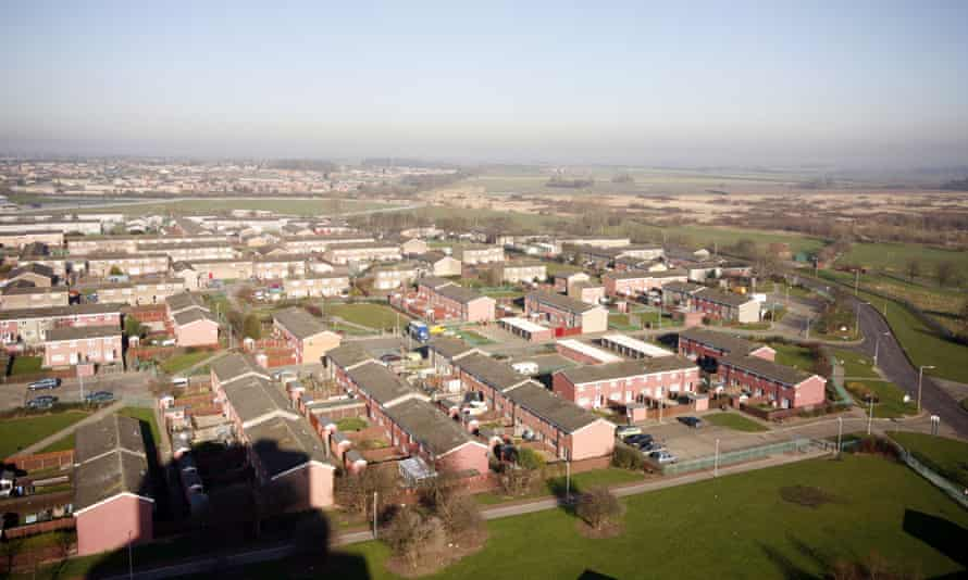 Council Housing, Bransholme Area of Hull