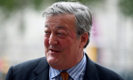 Stephen Fry: '[Bolsonaro] lives in a fantasy world of militarism, which I find deeply upsetting and frightening'