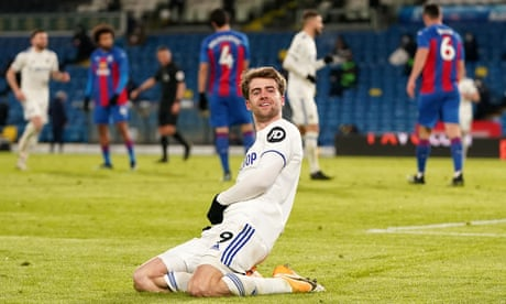 Harrison and Bamford help Leeds make light work of toothless Crystal Palace
