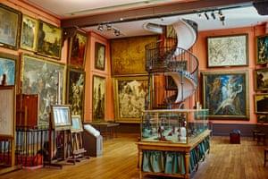 Pháp, Paris, bảo tàng Gustave Moreau