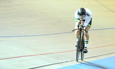 Matthew Glaetzer keeps focus on Tokyo Olympics despite cancer surgery