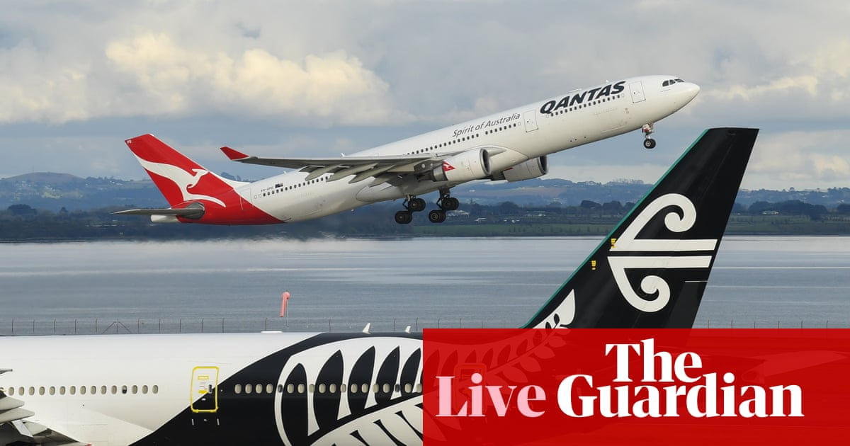 Australia politics live: NZ and Victoria tighten borders amid NSW Covid outbreak, net zero stoush continues