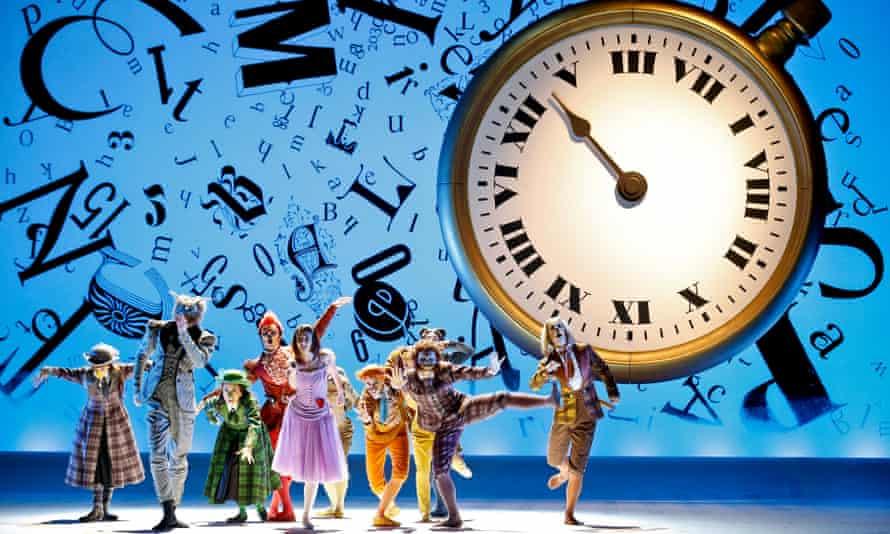 Australian Ballet's version of Alice's Adventures in Wonderland.