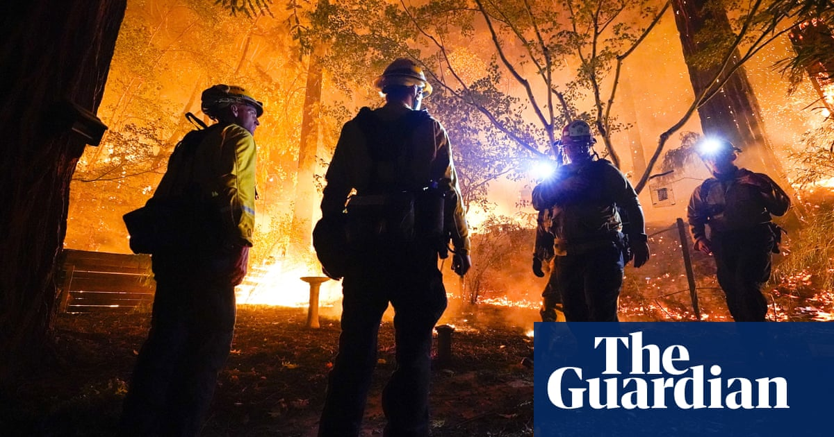 California wildfires: states send help as wine country and Bay Area burn – The Guardian