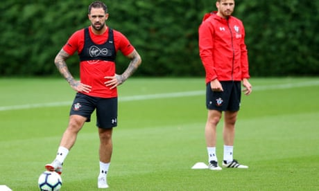 Mark Hughes believes Southampton have not taken risk with Danny Ings
