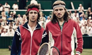 Fire and ice ... Borg vs McEnroe.
