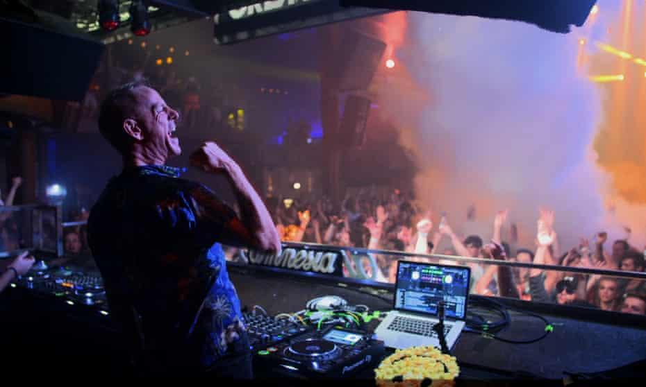 Ibiza: The Silent Movie.