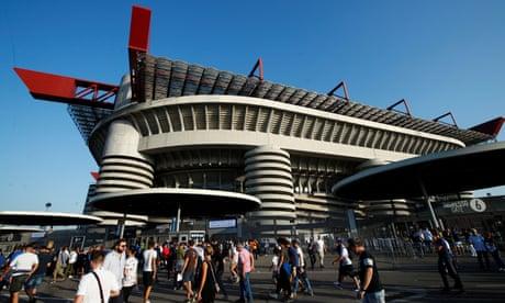 Milan v Inter: Serie A – live!