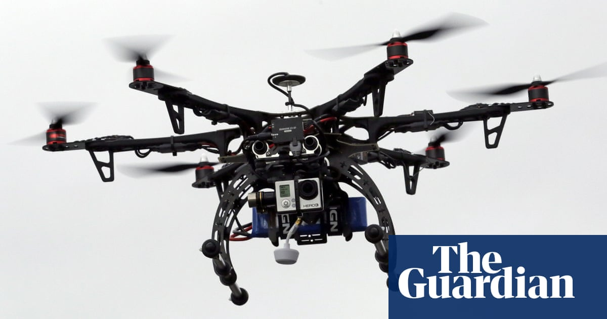 How dangerous are drones to aircraft? | World news | The