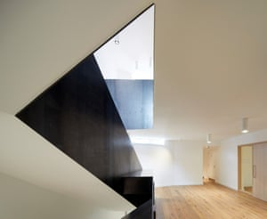 Airy … new interior spaces.