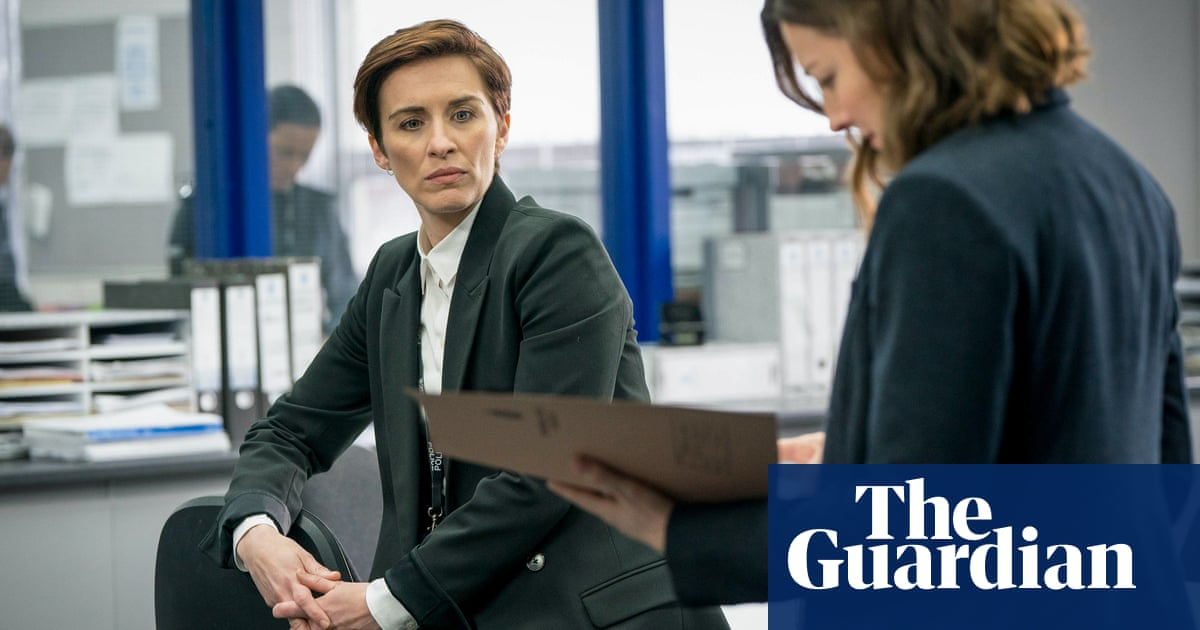 From gripping drama to edgy style: how Line of Duty smartened up