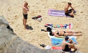 The Sydney heatwave